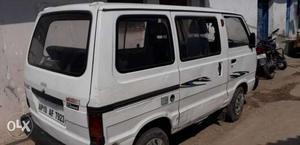 Maruti Suzuki Omni Cng Kms 5 Seaters Cozot Cars