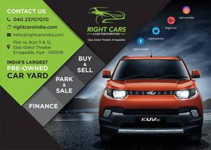 Buy Used Cars in Hyderabad, Old Cars for Sale in Hyderabad,