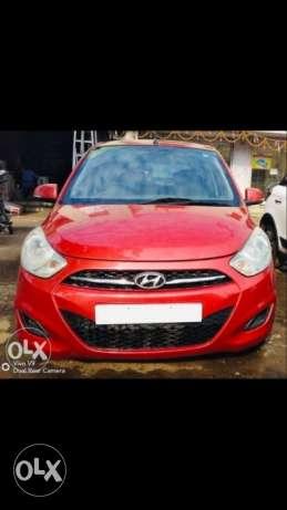 Hyundai I10 Sportz 1.2 kappa petrol  Kms  October