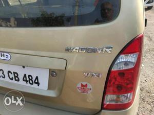 Used car WagonR-VXI-Golden