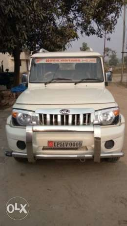 Mahindra Bolero Slx top model Turbo AC diesel  Kms