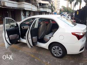 Hyundai Xcent petrol 80 Kms
