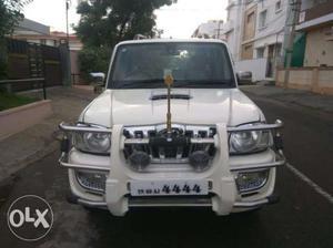 Mahindra Scorpio Vlx Airbags Bs Iii, , Diesel