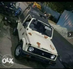 maruti gypsy 4x4 for sale amritsar   Cozot Cars