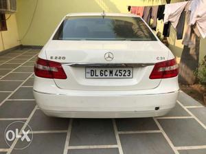 Mercedes-Benz E Class diesel  Kms