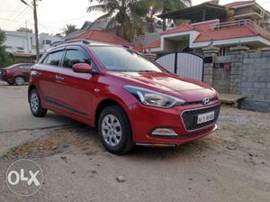 Hyundai Elite I20 petrol  Kms