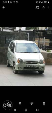 HP - 40A , Hyundai Santro petrol  Kms  year