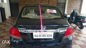 Black Honda Amaze for sale