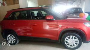 Maruti Suzuki Vitara Brezza diesel  Kms
