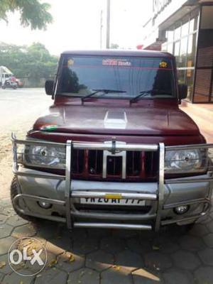 Mahindra Bolero Slx Bs Iii, , Diesel