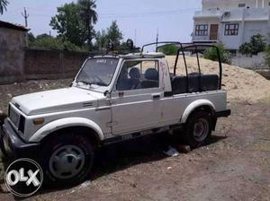 Maruti Suzuki Gypsy lpg  Kms  year