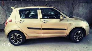 Cng on peper Swift vxi 15inch allow wheels fully modified