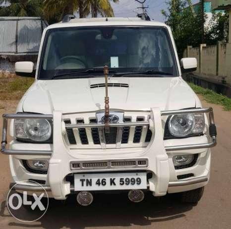Mahindra Scorpio Vlx 4wd Airbag Bs-iv, , Diesel