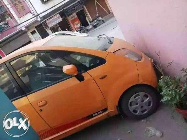 Tata Nano petrol  Kms