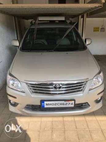 Toyota Innova diesel  Kms  year VX converted to Z