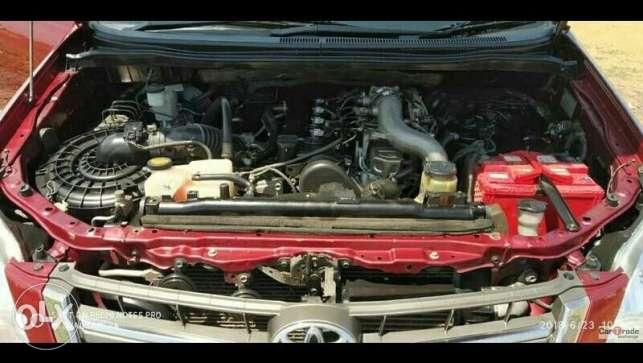 Toyota Kirloskar Motor Pvt Ltd Innova 25 V