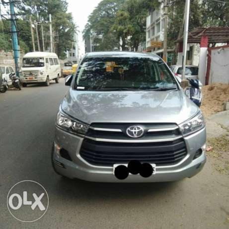 oct Toyota Innova 2.4 G diesel  Kms latest version