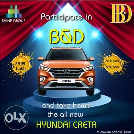 Hyundai Creta diesel  Kms  year
