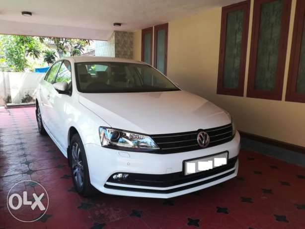 VW Jetta High-line Automatic Full Option For Sale