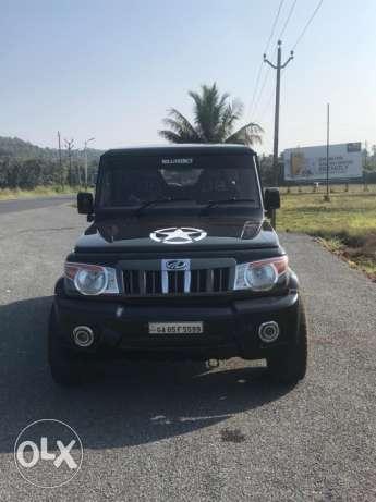 Mahindra Bolero slx diesel  Kms