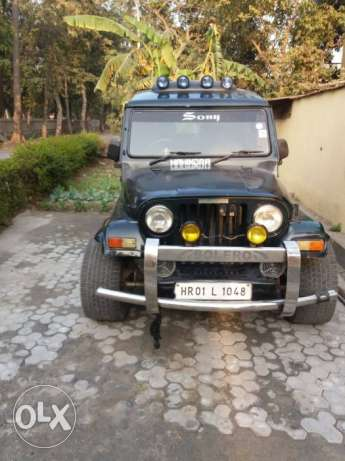 modle vintage mahindra jeep diesel for sale | Cozot Cars