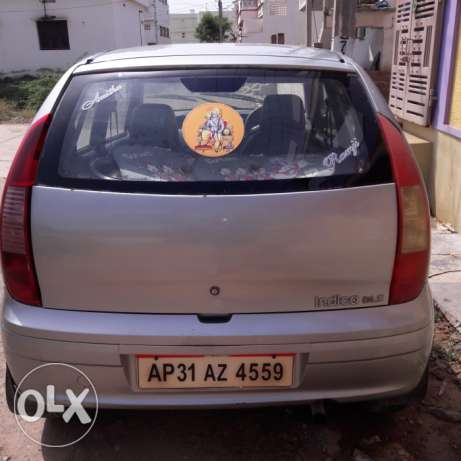 Tata Indica dls  with AC in Ongole