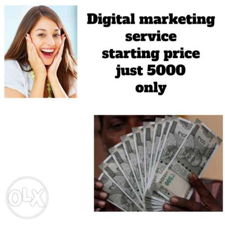 Digital marketing promotion I. online
