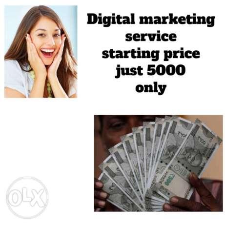 Digital marketing promotion I. online