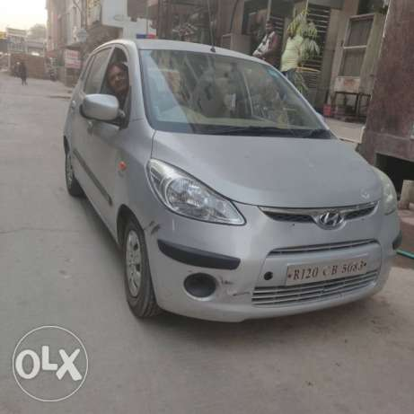 Hyundai I10 lpg  Kms