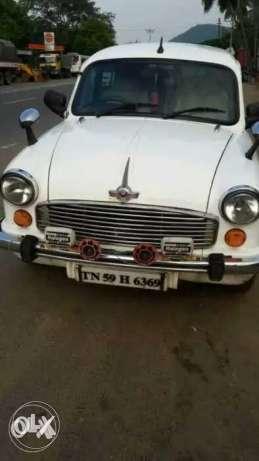 Hindustan Motors Ambassador diesel  Kms exchange