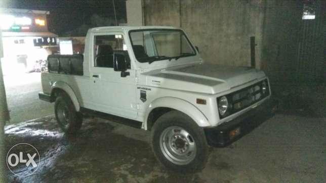 Maruti Suzuki Gypsy petrol  Kms Call.six 0