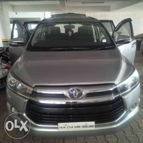 Toyota INNOVA CRYSTA diesel  Kms