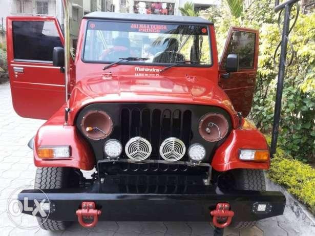 Mahindra Thar diesel 155 Kms  year