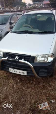 Maruti Suzuki Alto petrol  Kms  Brand new