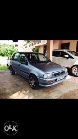 Maruti Suzuki Zen VX petrol  Kms