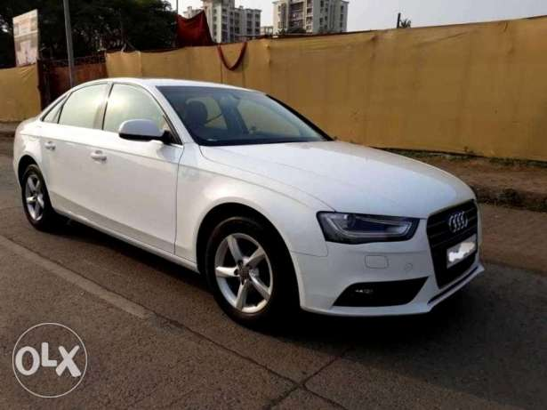 AUDI A4 diesel corporate model. xclnt condition..