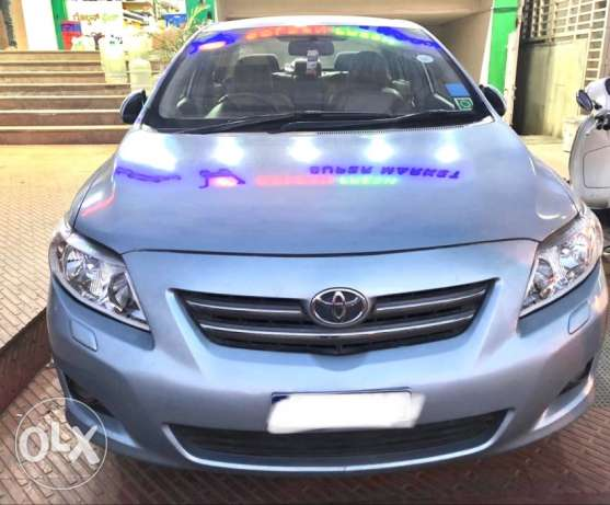 Corolla Altis Fully Automatic Top end Model petrol