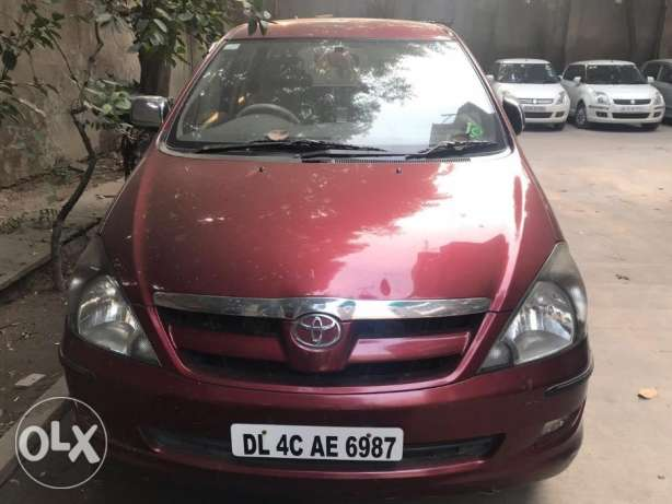INnova  delhi number g4 back blower with service record