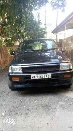Maruthi zen double door carbon edition Engine