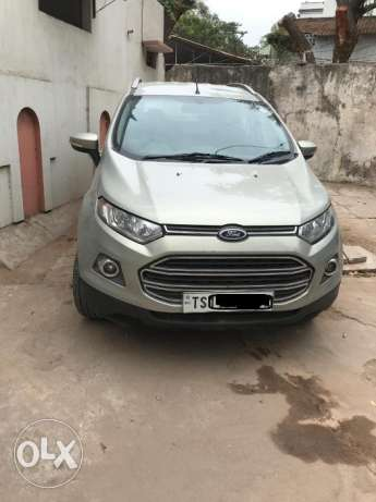 Ford EcoSport Titanium 1.5L TDCi Urgent on Sale 7.5 lack