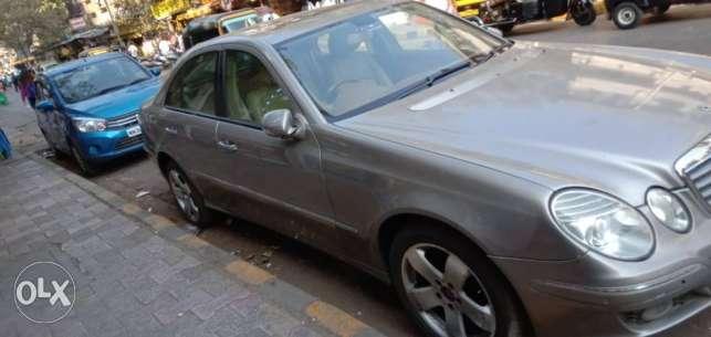 Mercedes-Benz E-Class diesel  Kms  year