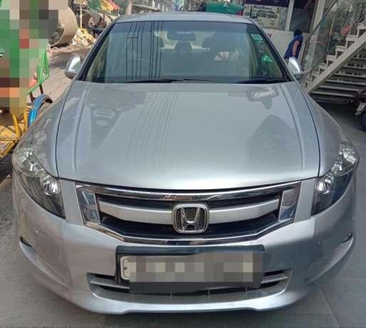 Honda Accord 3.5ltr V6 petrol  Kms