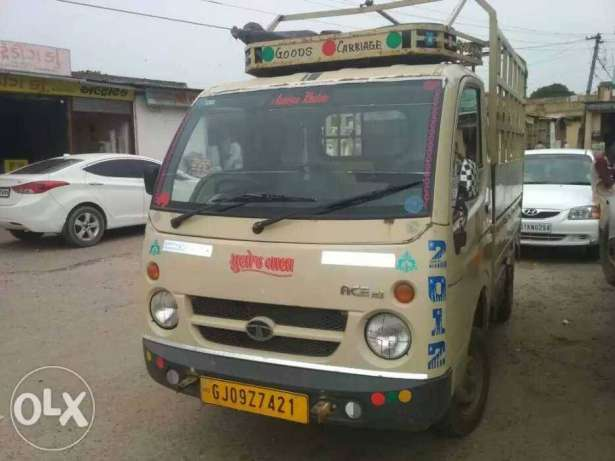 Tata chota ace..Others diesel  Kms