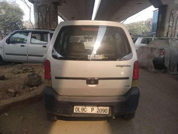 Maruti Suzuki Wagon R Lx Minor, , Cng