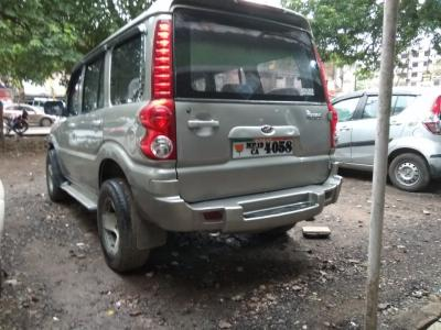 Buy Mahindra Scorpio Of Good Condition At Lowest Price In