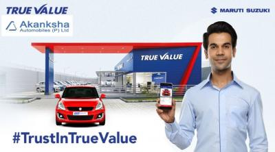 Find Certified True Value Cars in Moradabad Nearby You -