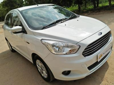 Buy Ford Figo Titanium(O) TDI  Model from best used car