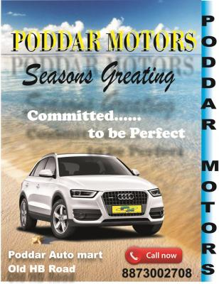 PODDAR MOTERS REAL VALUE CARS - Kolkata (ranchi)