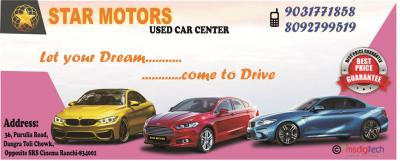 Effortless driving with......Star Motors-used car centre -