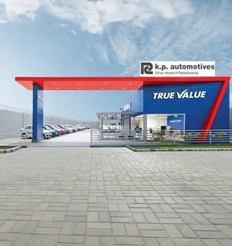Buy Certified Used Ritz Mansarovar from KP Automotives -